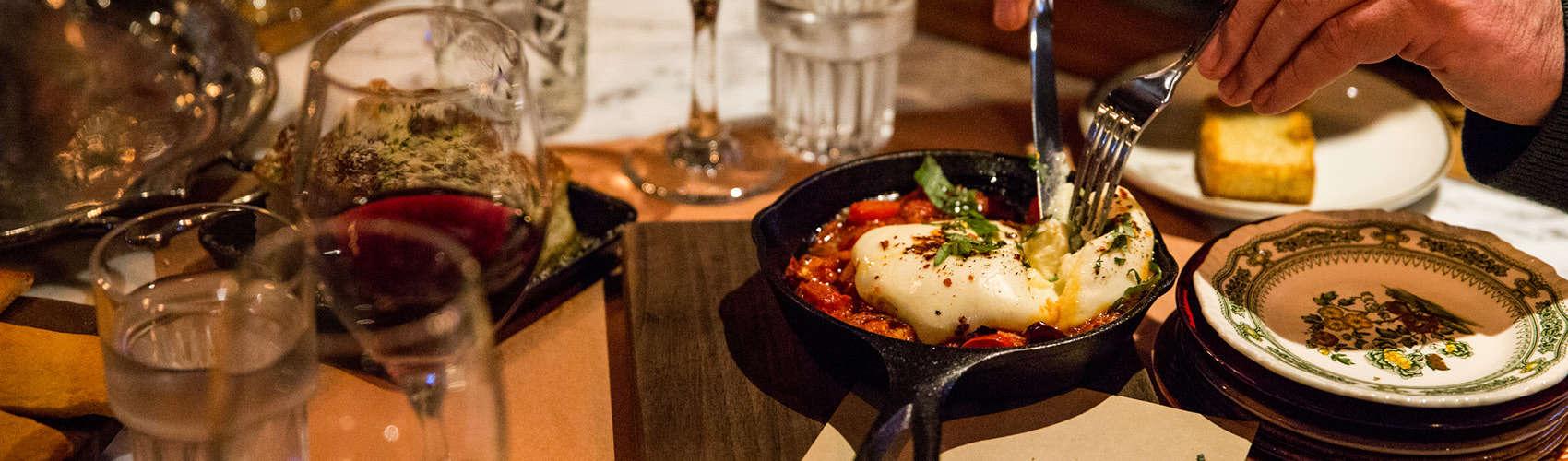 Scaddabush - Italian Restaurant Yonge & Gerrard Toronto